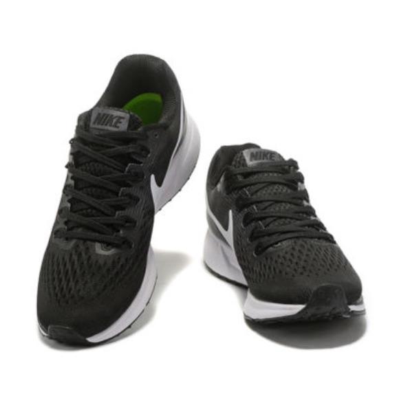 2e07354a2c6b Nike AIR ZOOM PEGASUS 34 FLYEASE Mens Running Shoe